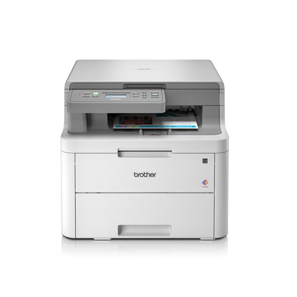 IMPRESORA BROTHER DCPL3510CDW MULTIFUNCION COLOR