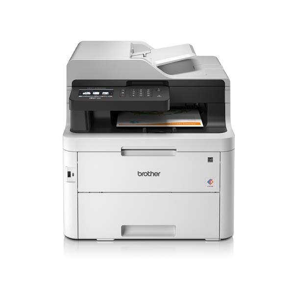 BROTHER MFCL3750CDW - IMPRESORA LÁSER COLOR, WIFI, FAX, DÚPLEX