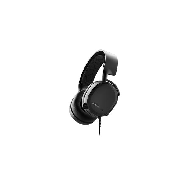 Auriculares + micro Steelseries Arctis 3 Black 7.1 2019 Edition PC/PS4/XBOX/NSW