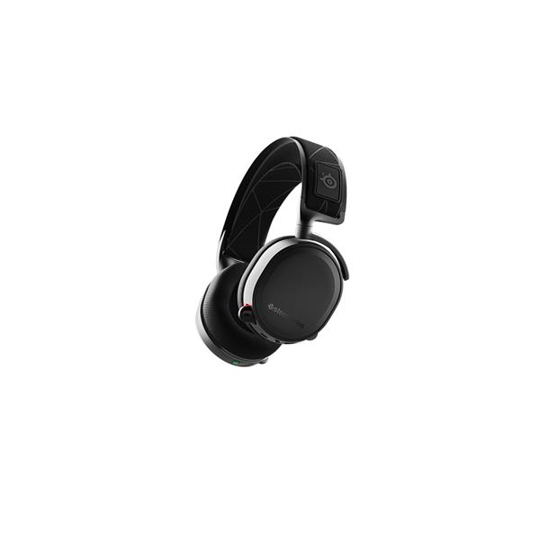 Auriculares + micro Steelseries Arctis 7 Black 7,1 2019 Edition PC/PS4/XBOX/NSW