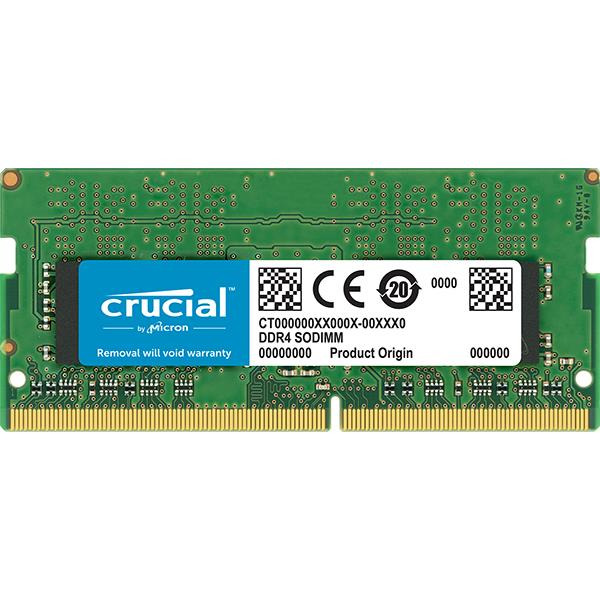 MEMORIA CRUCIAL SO-DIMM DDR4 4GB 2666MHZ CL19 SRx8