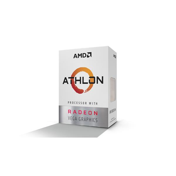 PROCESADOR AMD ATHLON 200GE 3.2GHZ SKT AM4  5MB CACHE