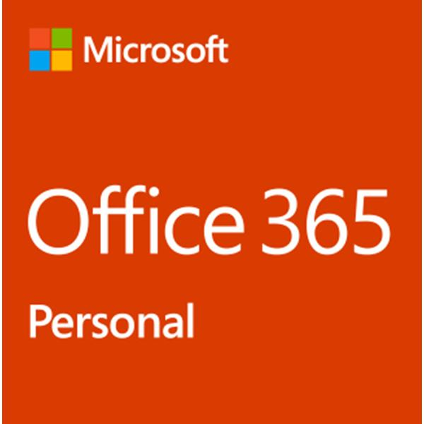 MICROSOFT OFFICE 365 PERSONAL 2019 /1 AñO/1PCS