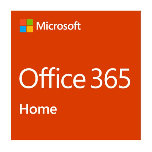 MICROSOFT OFFICE 365 HOME 2019 /1 AñO/5PCS