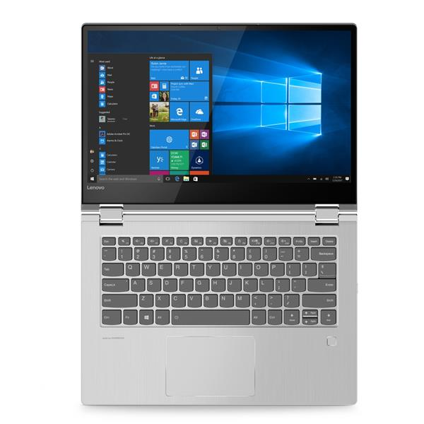 "Portátil LENOVO YOGA - 8GB RAM, 256GB, 14"", Táctil, Windows 10, Gris"