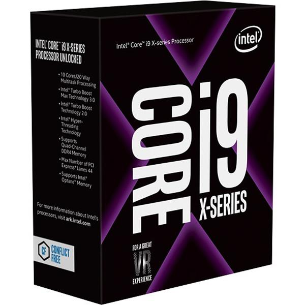 CORE I9-9820X 3.30GHZ SKT2066 16.5 MB CACHE BOXED IN