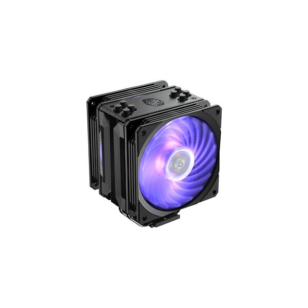 VENTILADOR CPU COOLER MASTER HYPER 212 RGB BLACK EDITION (RR-212S-20PC-R1)