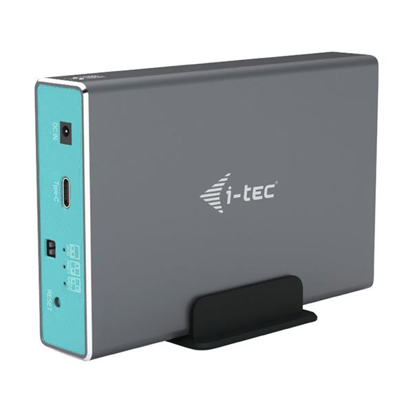 I-TEC USB-A/C 2X 2.5IN HDD EXT