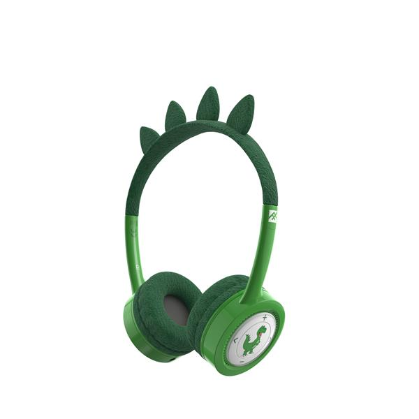 IFROGZ WRLS HEADPHONE LITTLE ROCKERZ COSTUME COILED CABLE IN