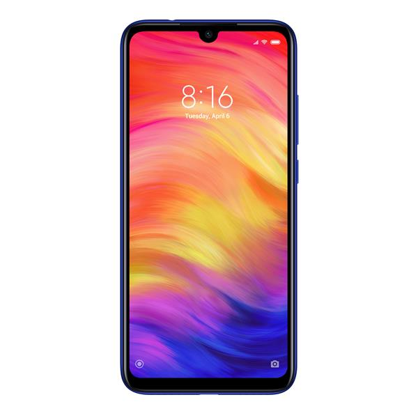 SMARTPHONE Redmi Note 7  6,3 Octa Core  660  4-128gb 13/48-5 mpx BLUE MZB7579EU