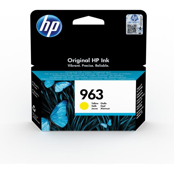 TINTA HP 963 AMARILLO