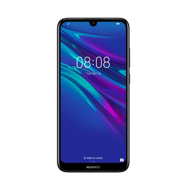 """HUAWEI Y6 2019 - Smartphone, 6"""" HD+, 4G, Quad Core 2.0GHz, 2GB RAM, 32GB, AND 9.0, NEGRO"""