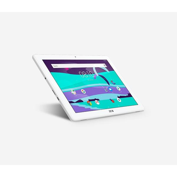 """SPC GRAVITY MAX 10.1"""" IPS / 2GB RAM / 16GB / QUAD CORE A64 1.0GHZ / ANDROID 7.0 / COLOR BLANCO"""