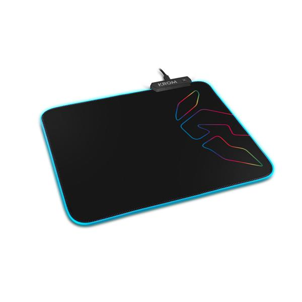 ALFOMBRILLA KROM KNOUT RGB GAMING