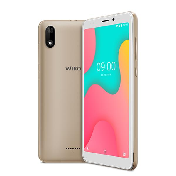 "Wiko Y60 - 13,8 cm (5.45""), 1 GB, 16 GB, 5 MP, Android 9.0, Oro"