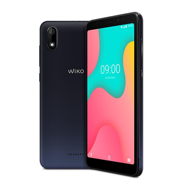 "Wiko Y60 - 13,8 cm (5.45""), 1 GB, 16 GB, 5 MP, Android 9.0, Azul"