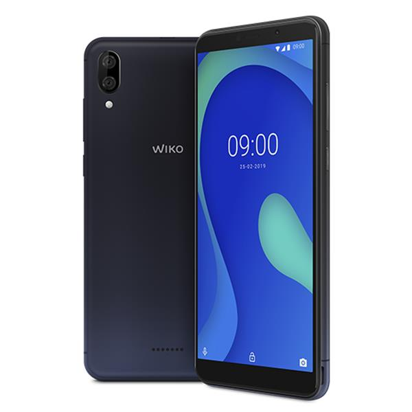 "Wiko Y80 - Smartphone 5.99"" IPS, 2GB RAM, Octa Core 1.6GHz, 4G, 16GB, 5MP, Android 9.0, Azul"