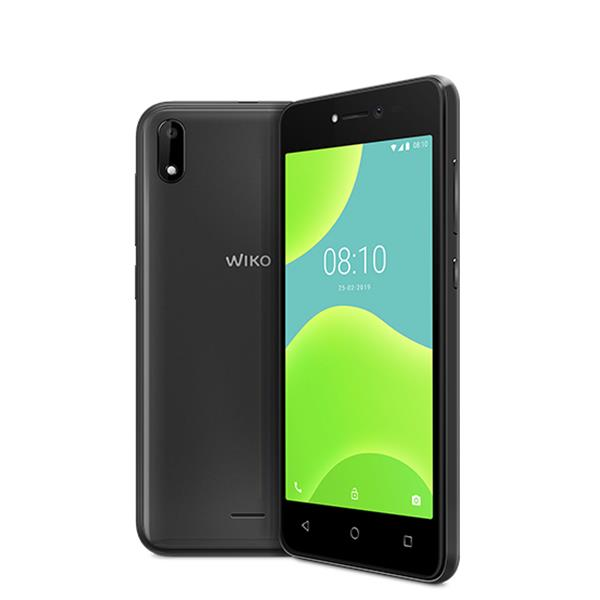 "Wiko Y50 - 12,5 cm (5""), 1 GB, 16 GB, 5 MP, Android 8 GO, NEGRO"