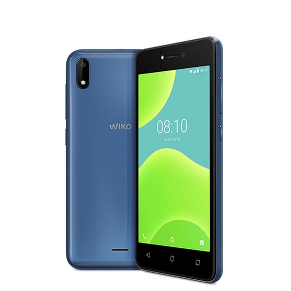"Wiko Y50 - 12,5 cm (5""), 1 GB, 16 GB, 5 MP, Android 8 GO, AZUL"