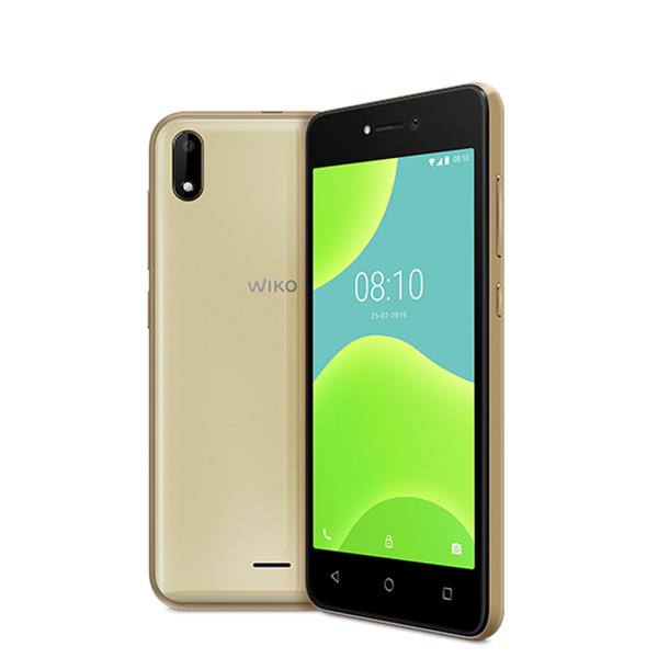 "Wiko Y50 - 12,5 cm (5""), 1 GB, 16 GB, 5 MP, Android 8 GO, ORO"