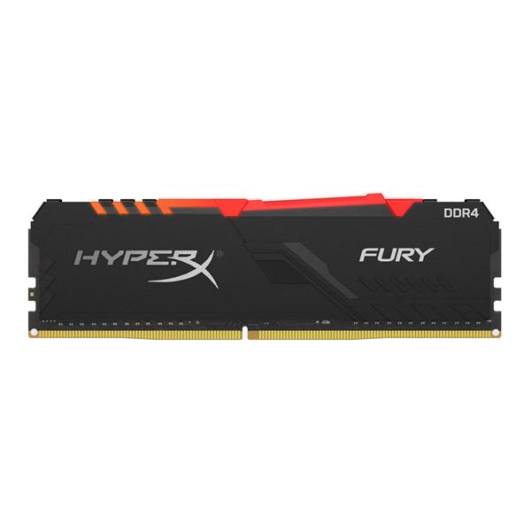 16GB DDR4 2400MHZ CL15 DIMM HYPERX FURY R GB