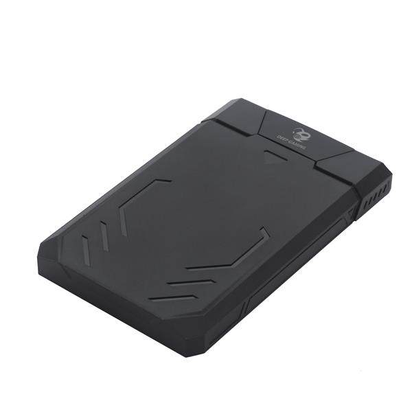 BOX HDD 2.5IN GAMING DEEP CASE BLACK USB3 .0