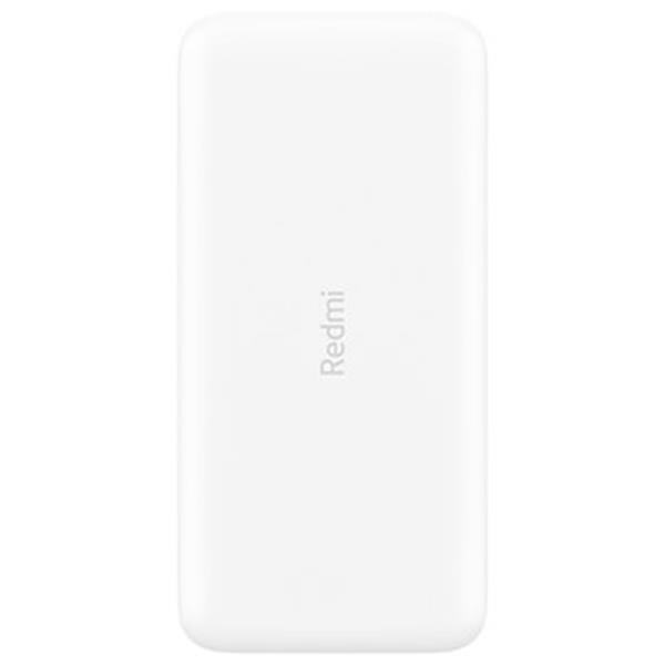20000MAH REDMI 18W FAST CHARGE POWER BANK IN
