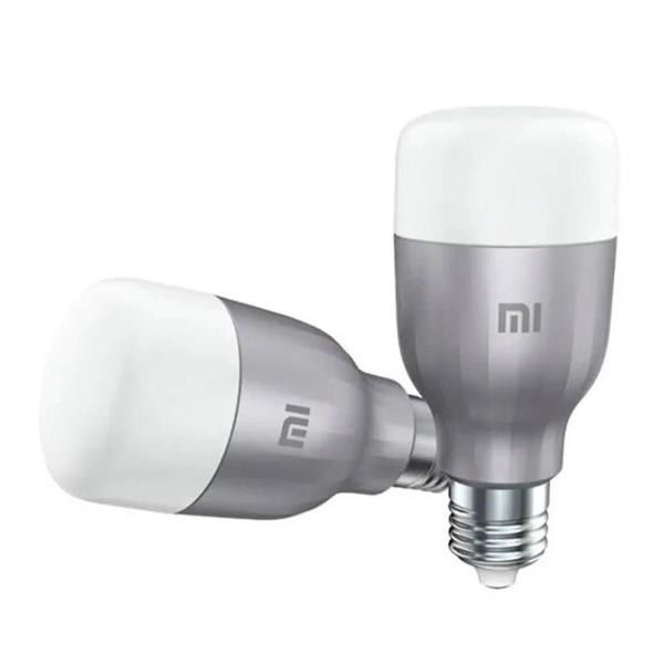 BULB WHITE AND COLOR 2-PACK BOMBILLA LED PACK  2