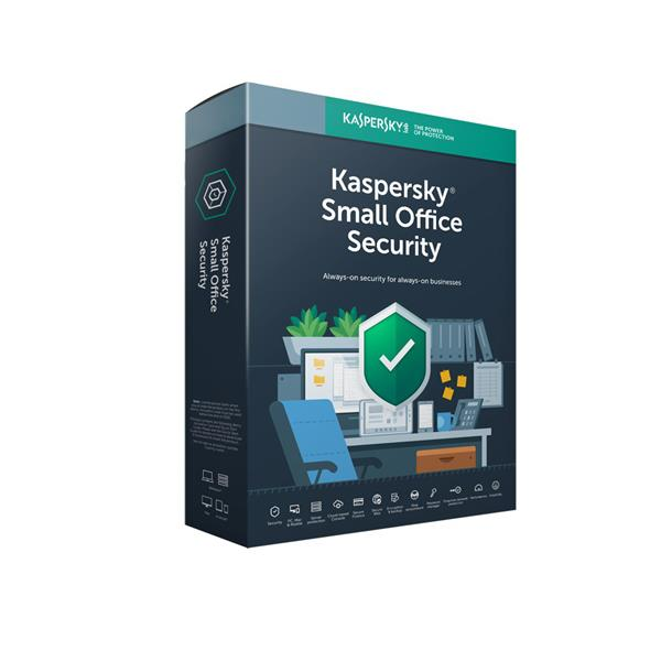 ANTIVIRUS Kaspersky Small Office Security v7 10+1 ES