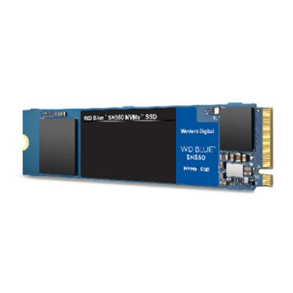 DISCO DURO SSD 500  M.2  SANDISK WD BLUE SN550 2400MB/S 8GBIT/S  PCI EXPRESS 3.0 NVME