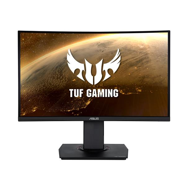 MONITOR ASUS ,VG24VQ,WLED/VA,Curved 1500R,(16:9),1920x1080,1ms,100,000,000:1/3000:1,350cd, up to 144Hz,