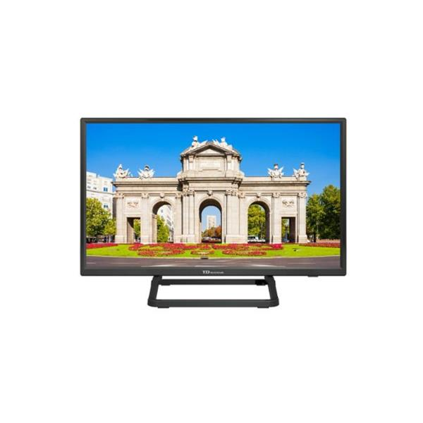 """TV TD SYSTEMS K24DLX10HS 24"""" HD SMART ANDROID USB HDMI NEGRO"""