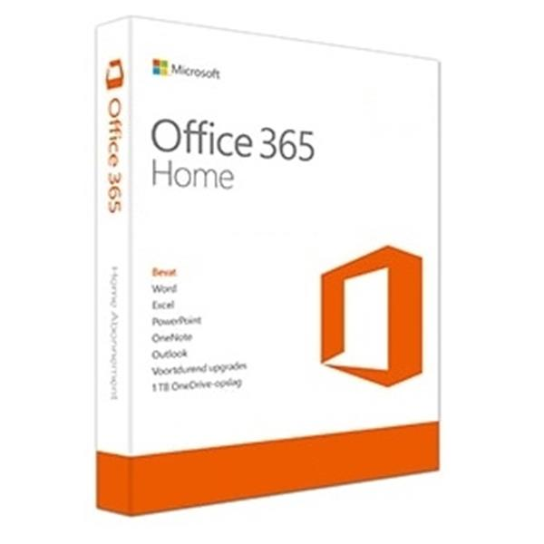 MICROSOFT 365 FAMILY SPANISH EUROZONE SUBSCR 1YR MEDIALESS P6 SP