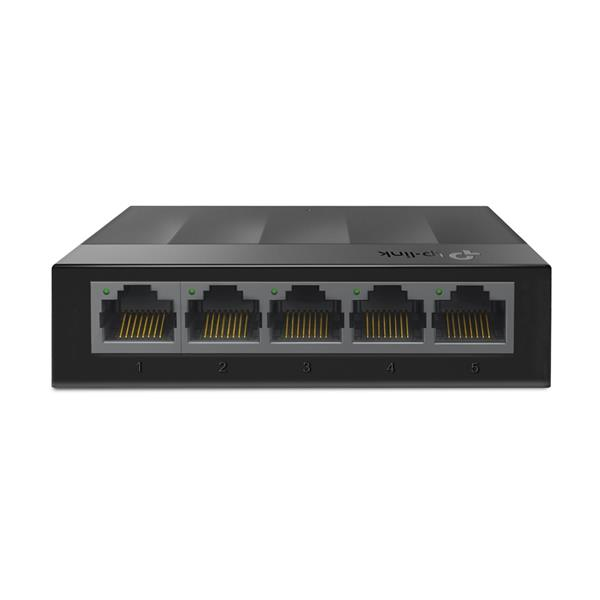 LITEWAVE 5-PORT GIGABIT 5 GIGABIT RJ45 PORTS IN