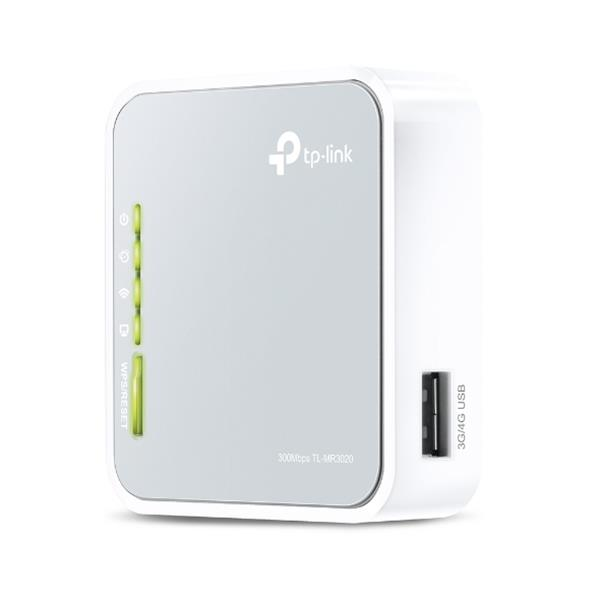 ROUTER INAL. TP-LINK 3G TL-MR3020 150MBPS