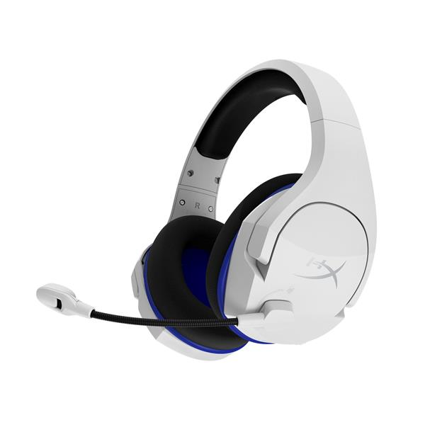 AURICULARES GAMING HYPERX CLOUD STINGER WIRELESS PS5/PS4/PC BLANCO