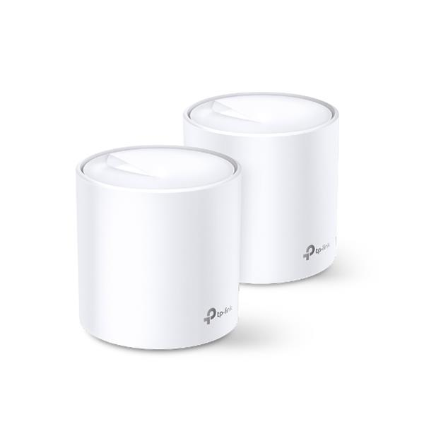 AX1800 MESH WI-FI SYSTEM 2-PACK WHOLE-HOME WI-FI 6 IN