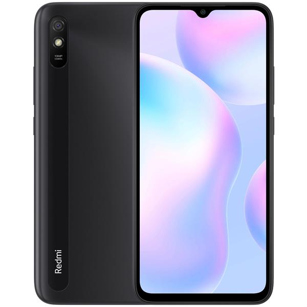 "Redmi 9A  6,53""Helio G25 2.0 GHz 2+32GB 13/5Mp  Android 10 GREY MZB9959EU"