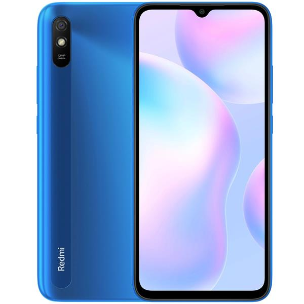 Redmi 9A  6,53 Helio G25 2.0 GHz 2+32GB 13/5Mp  Android 10 blue MZB9960EU