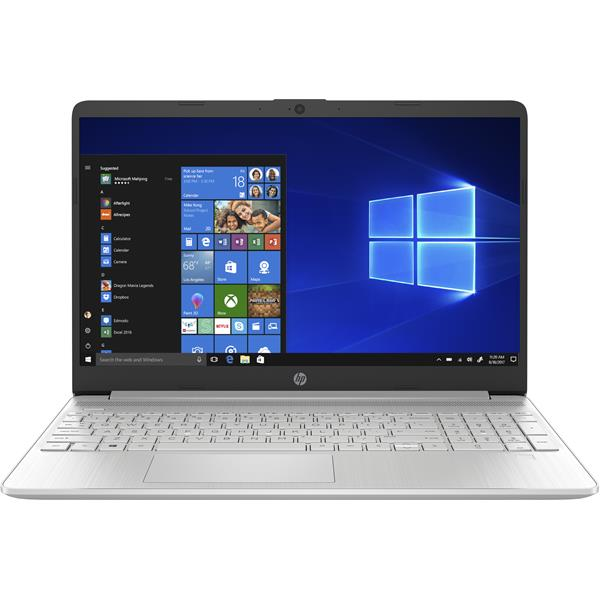 "HP 15s-fq2054ns i7 1165G7 12GB 512GB SSD 15.6"" W10Home Plata"