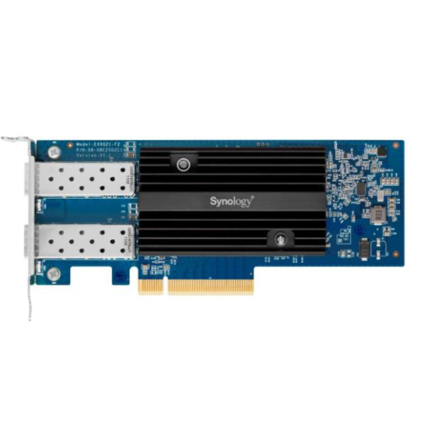 TARJETA DE RED SYNOLOGY  E10G21-F2 PCI EXPRESS WIRED