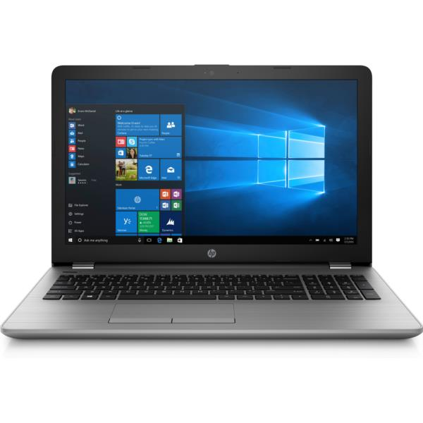 PORTATIL HP 250 G6 I3-6006U 15.6HD 4GB S256GB WIFI.AC DVD-RW W10 NEGRO