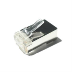 Conector RJ45 Categoria 5 FTP 10 Und.