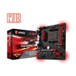 PLACA AMD RYZEN MSI B350M GAMING PRO AM4 DDR4 PCX MATX HDMI DVI