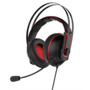 AURICULARES + MICRO ASUS CERBERUS V2 RED