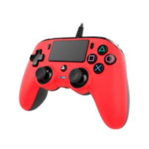 GAMEPAD NACON PS4 OFICIAL GAMING CONTROLLER RED