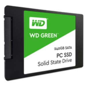 WD GREEN SSD 240GB 2.5 IN 7MM