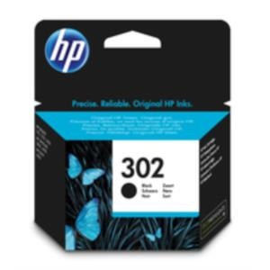 HP 302 NEGRO INK CARTRIDGE