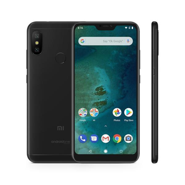 "XIAOMI MI A2 LITE - Smarphone, 5.84"" FULL HD, 4G, Octa Core 2.0GHz, 4GB RAM, 64GB, Android, Negro"