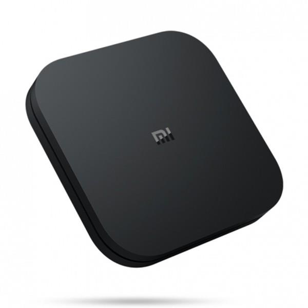 XIAOMI MI TV BOX S - Android TV, Resolución 4K, 2GB RAM, Negro